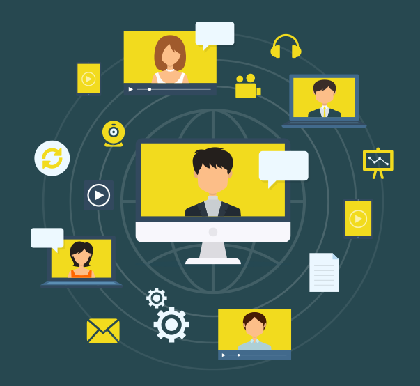 Organiser un webinaire