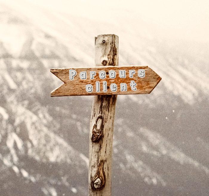 parcours client direction